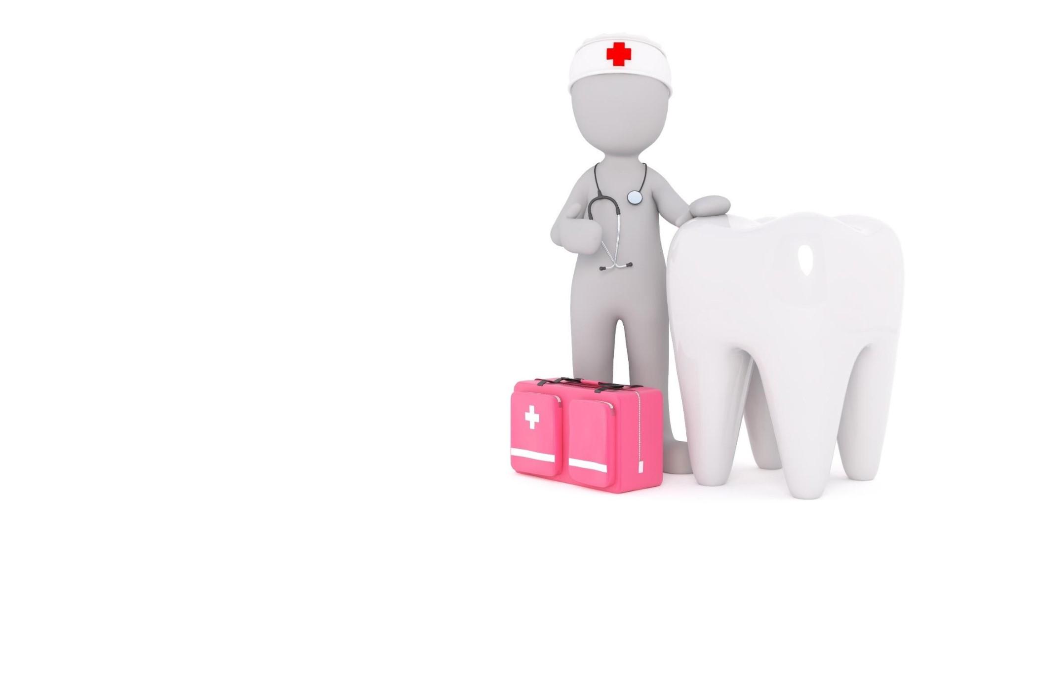 Ilustracja do informacji: Bezpłatne lakowanie zębów