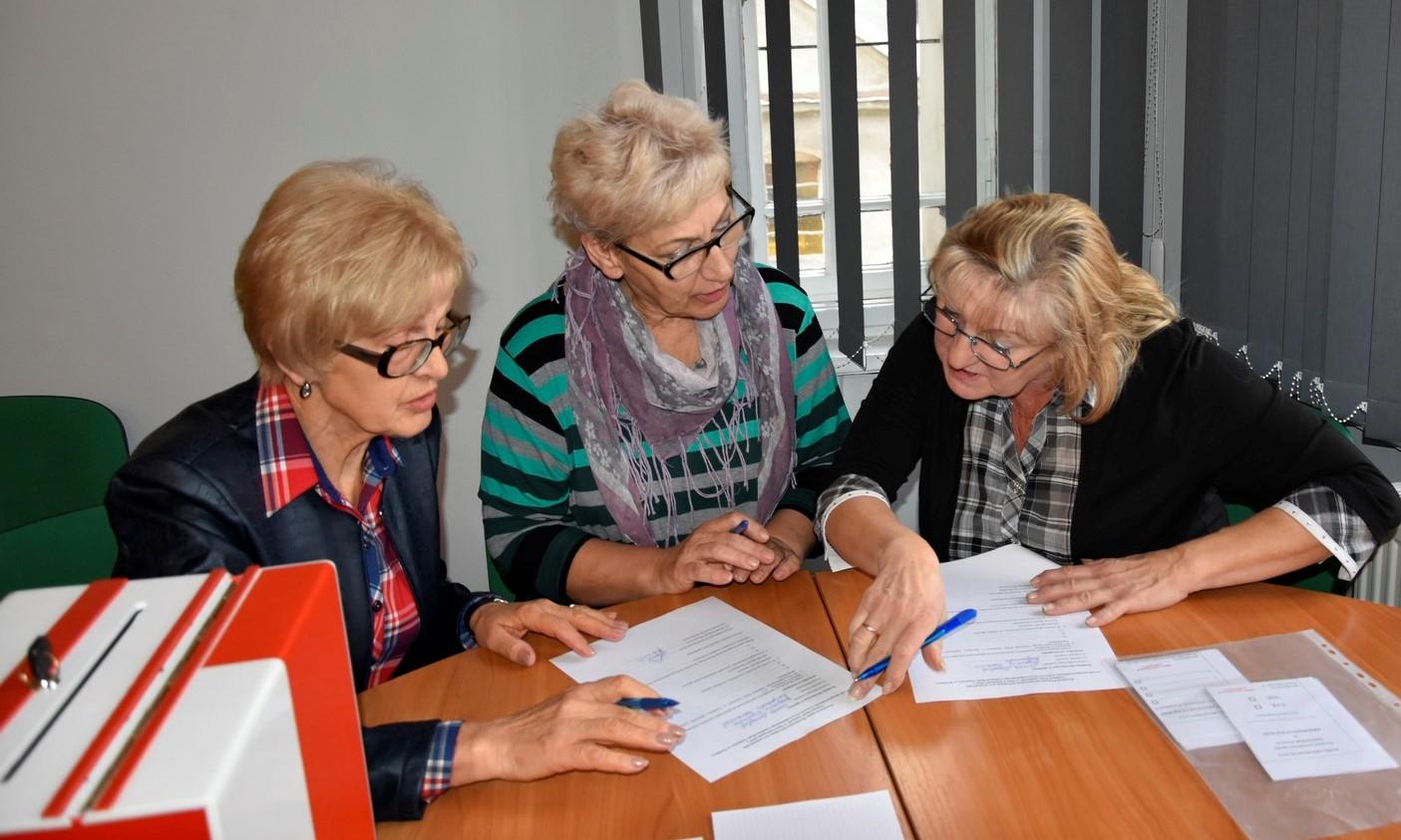 Ilustracja do informacji: Obradowała Rada Seniorów