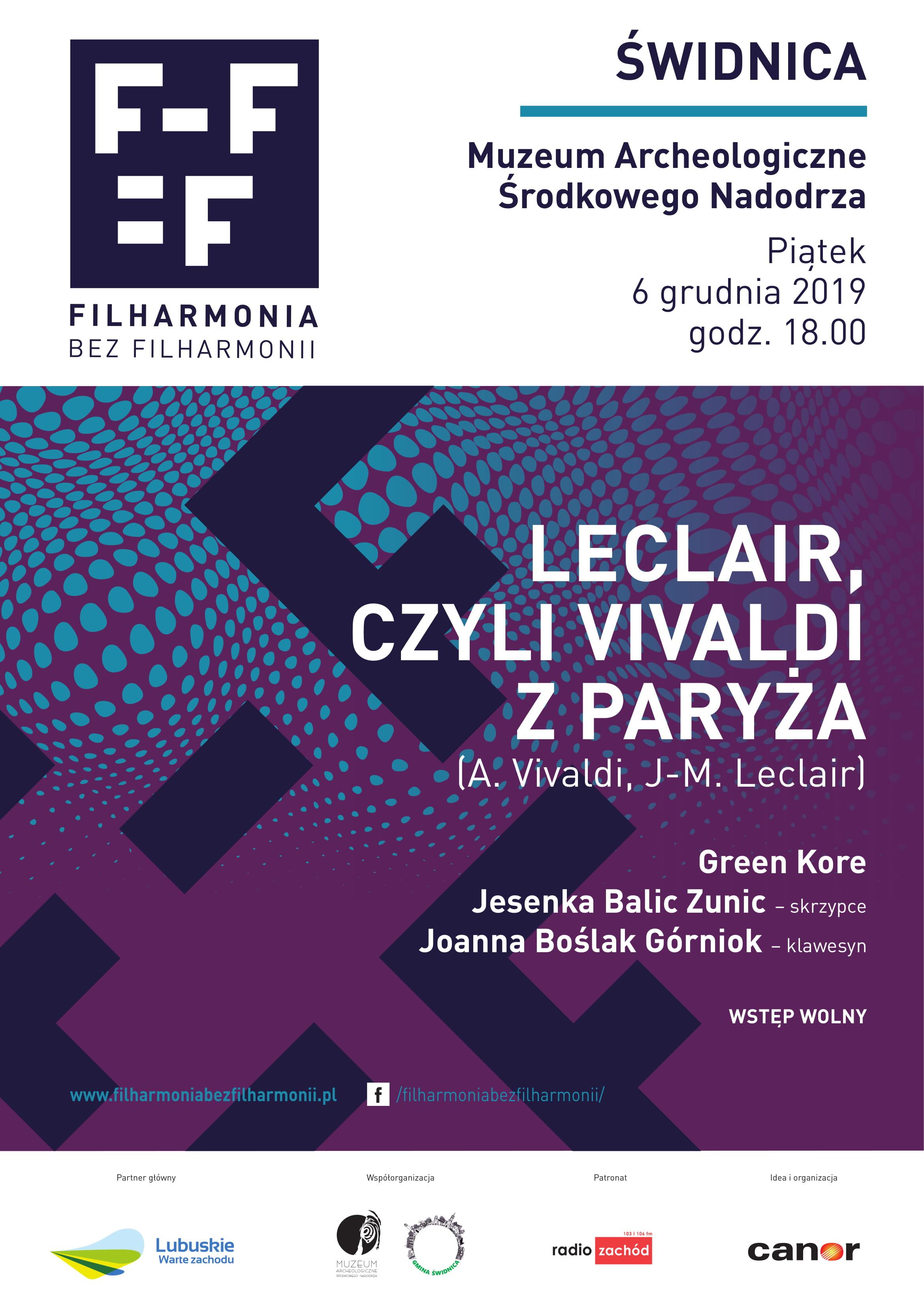 Ilustracja do informacji: Filharmonia bez Filharmonii w Świdnicy