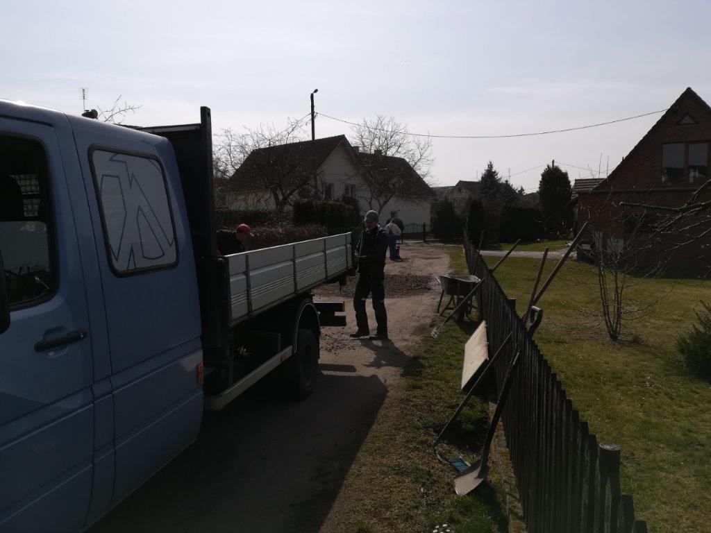 Ilustracja do informacji: Rozpoczęły się remonty dróg