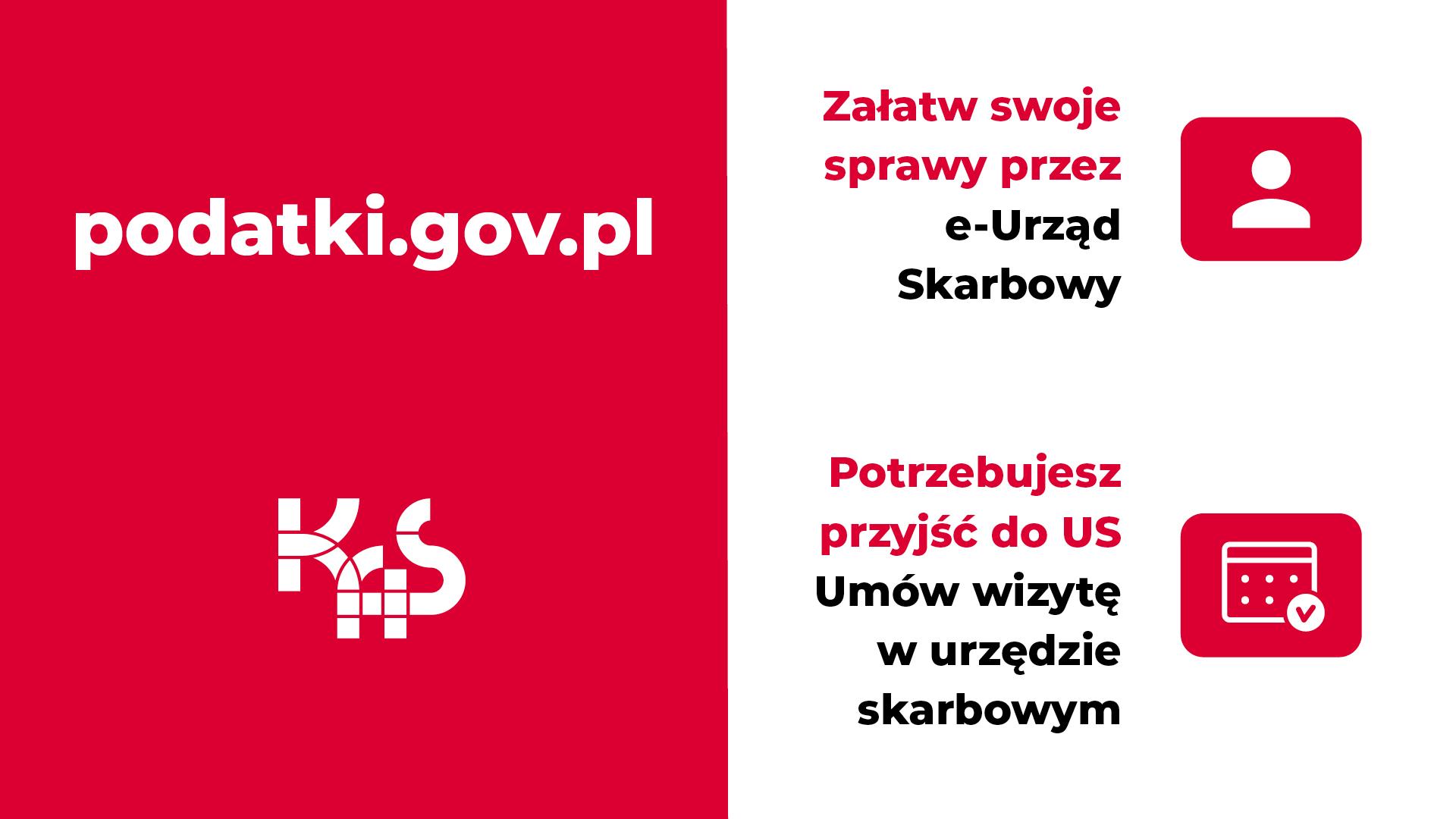 Ilustracja do informacji: Załatwiaj swoje sprawy przez e-Urząd Skarbowy