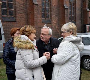 """Miniatura zdjęcia: Poplenerowa wystawa """"Astrów"""" w Heinersbrück"""