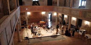 Miniatura zdjęcia: W zborze znów rozbrzmiewa muzyka