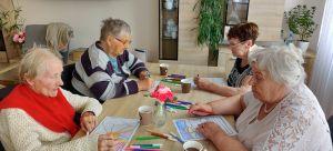 Miniatura zdjęcia: Seniorzy nigdy się nie nudzą