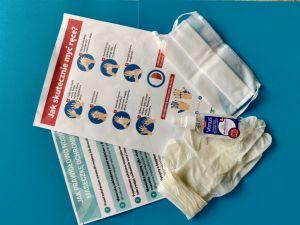 Miniatura zdjęcia: środki higieniczne