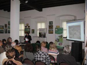 Miniatura zdjęcia: Konferencja w Muzeum Archeologicznym