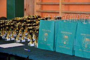 Miniatura zdjęcia: Nagrody dla uczestników Otwarcie XXIII Gali Szermierczej