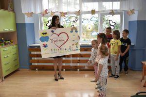 Miniatura zdjęcia: Z wizytą w przedszkolu