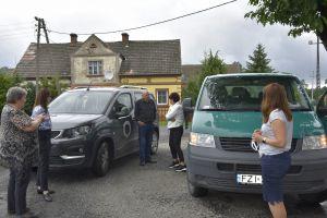 Miniatura zdjęcia: Ważne rozmowy o drogach